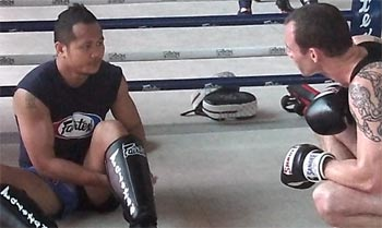 Yod Fairtex coaching