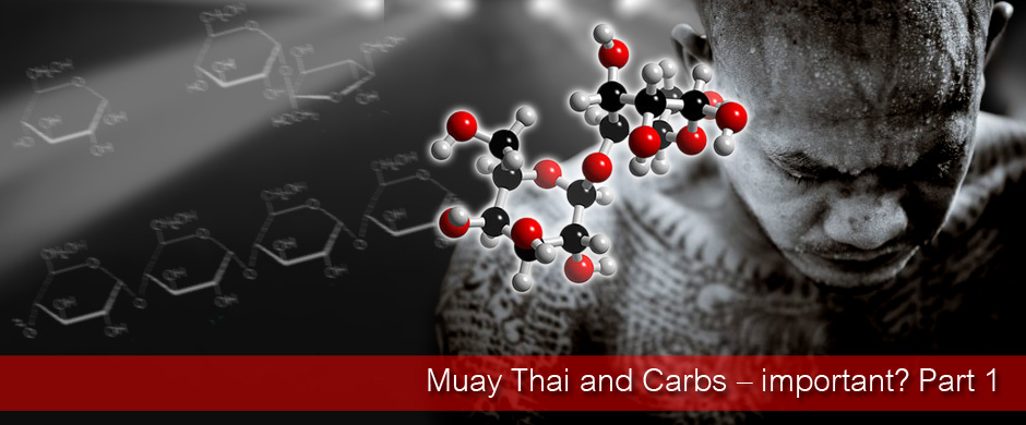 Muay Thai and Carbs - important? Part 1
