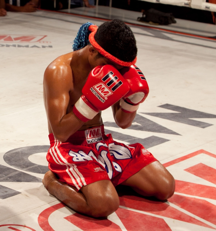 Mindfulness Muay Thai — Flow State Mental Training