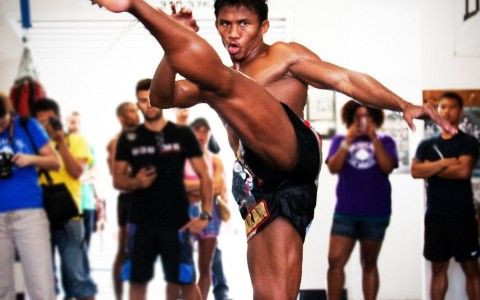 Buakaw Shadow Boxing