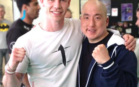 Will Chung Tacfit MMA