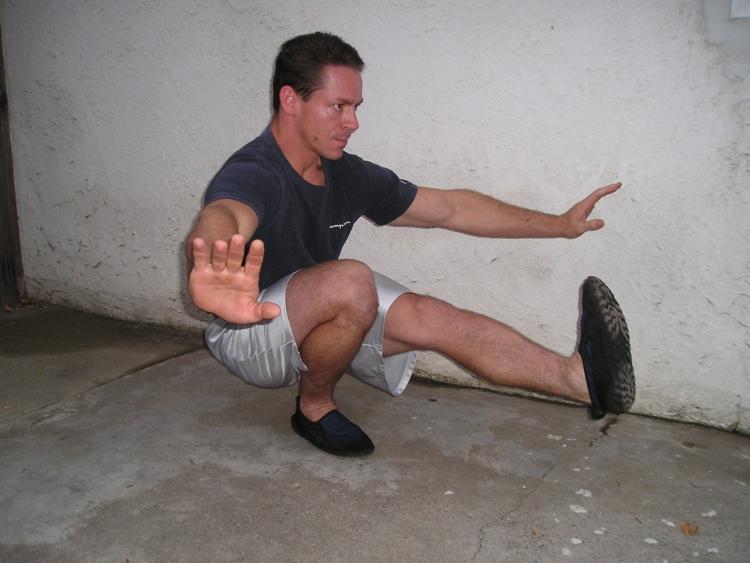 Training an Injured Muay Thai Athlete