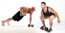 Muay Thai metabolic training