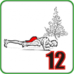 The 12-days of Christmas Progressive Workout