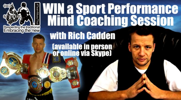 Prize Draw – WIN a Sports Performance Mind Coaching Session