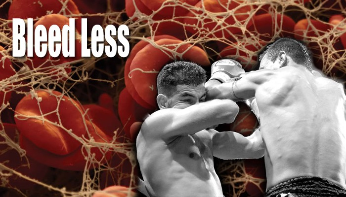 Bleed Less – Take Steps Before Climbing in the Ring
