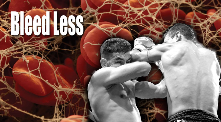 Bleed Less – The Steps to Take Before Climbing in the Ring