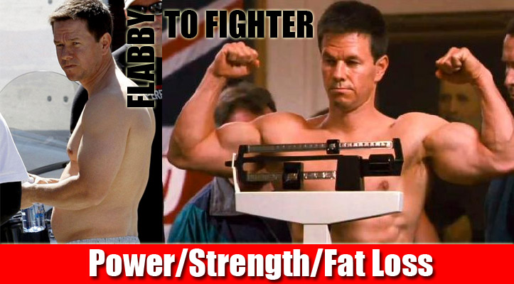 Power – Strength – Fat Loss Routine