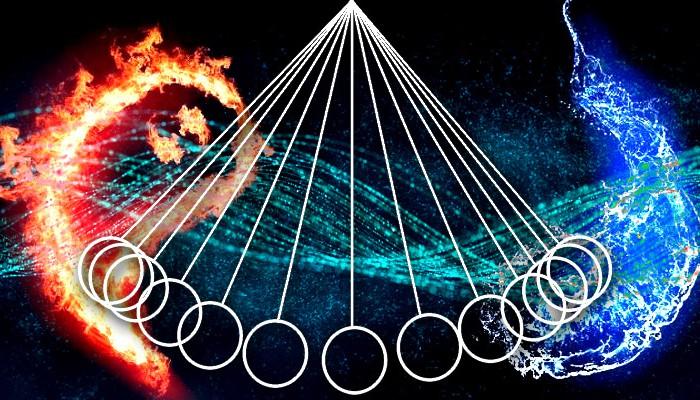 Pendulum - balancing the extremes
