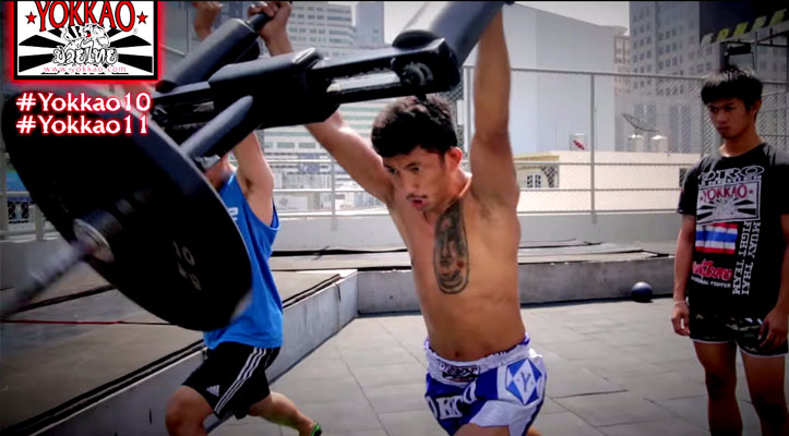 Pakorn Muay Thai Strength & Conditioning