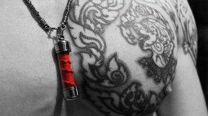 Don's Red Amulet
