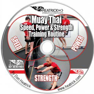 Speed, Strength & Power Training Routine