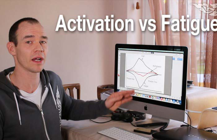 Activation vs fatigue - plyos before Muay Thai Skill Training?