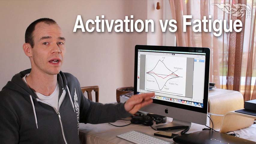 Activation vs fatigue - plyos before Muay Thai Skill Training?