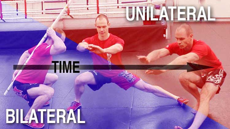 Programming Single Leg Exercise For Muay THai