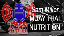 Sam Miller Muay Thai Nutrition Podcast Interview