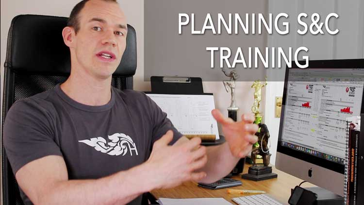 Planning Strength and Conditioning Training