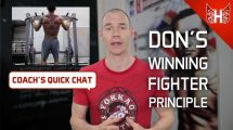 Don's Winning Fighter's Principle