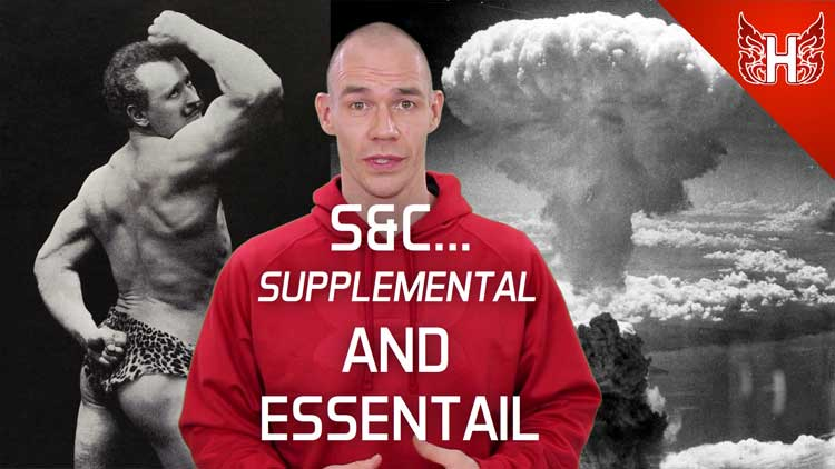 Strength and Conditioning - Supplemental AND Essential