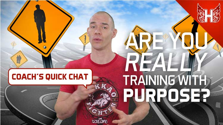 Are You REALLY Training With Purpose?