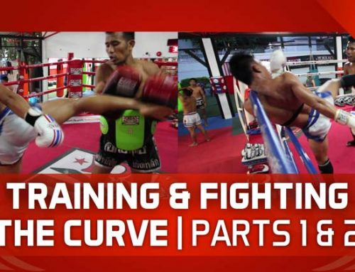 TRAINING & FIGHTING THE CURVE – MUAY THAI STRENGTH, POWER, SPEED