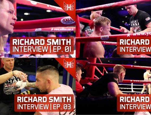 Bad Company's Richard Smith Interview – Preparing Muay Thai Fighters