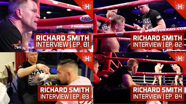 Richard Smith Interview Episodes