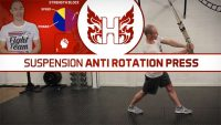 Suspension Anti Rotation Press