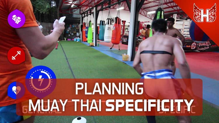 Planning Muay Thai Specificity