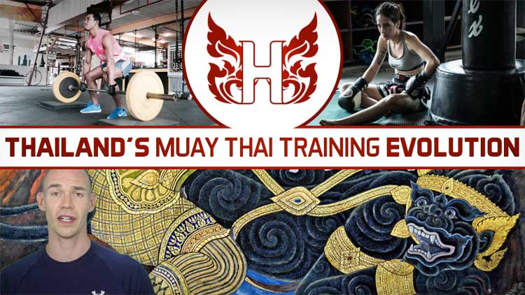 Thailand's Muay Thai Training Evolution