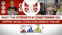 Muay Thai Strength and Conditioning Q&A EP. 03