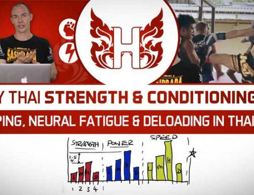 SKIPPING, NEURAL FATIGUE, & DELOADING IN THAILAND | MUAY THAI STRENGTH AND CONDITIONING Q&A