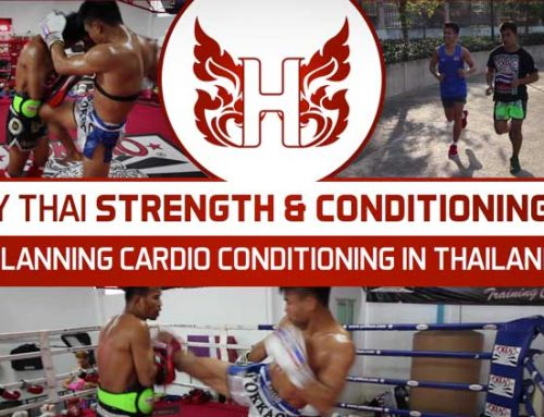 PLANNING CARDIO (ENERGY SYTEMS) CONDITIONING IN THAILAND
