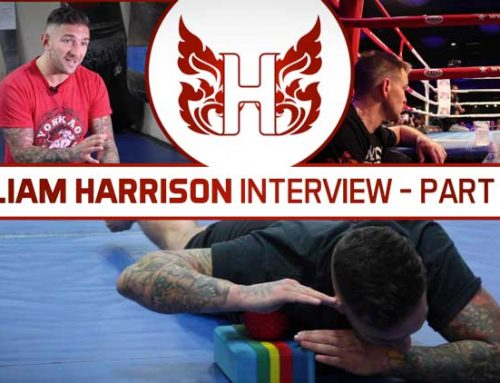 LIAM HARRISON INTERVIEW – UK vs THAILAND TRAINING, FIGHTING vs COACHING