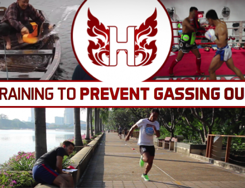ALWAYS HAVE THE LAST KICK – TRAINING TO PREVENT GASSING OUT