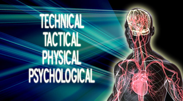 Technical Tactical Physical Psychological Muay Thai Training