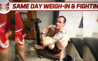 Don same day weigh in sasiprapa gym