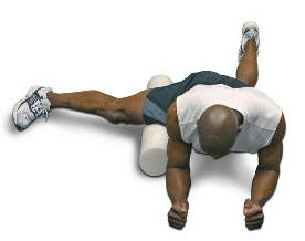 foam rolling for active recovery