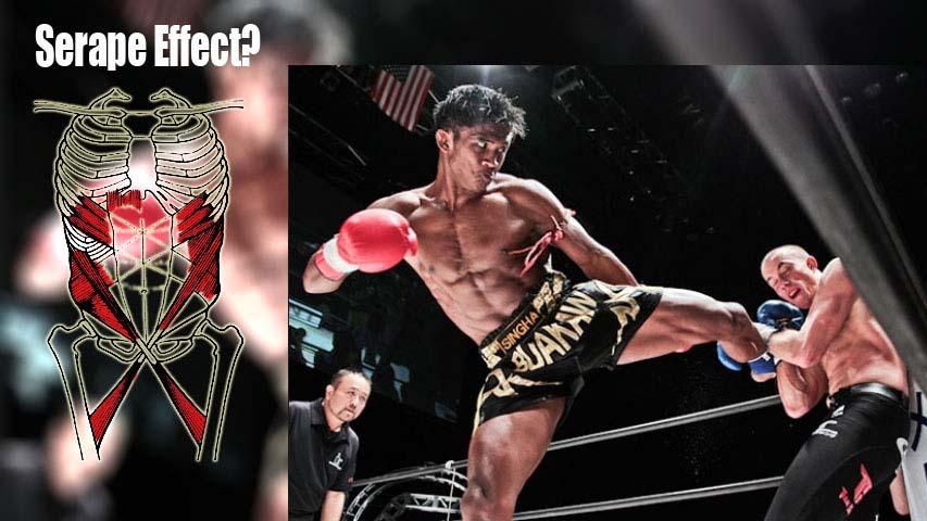 Muay Thai & The Serape Effect