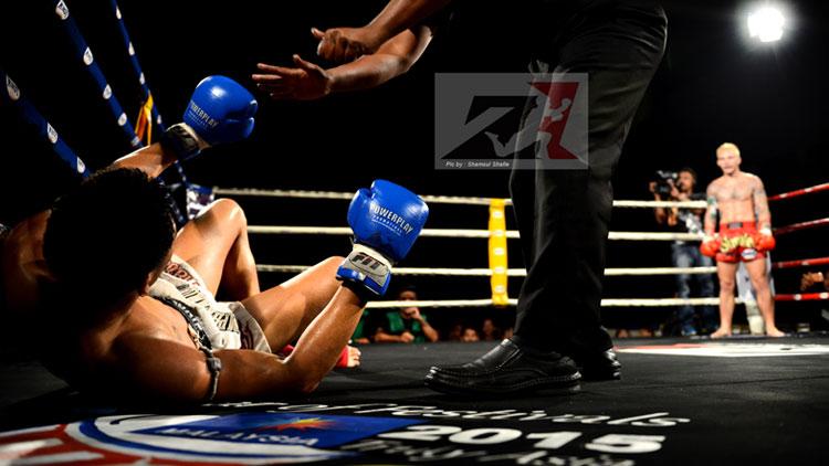 Z1 8TH Royal Cup MuayThai Championship