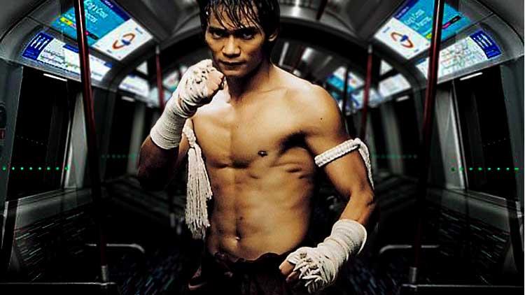 Muay Thai Stance & Balance