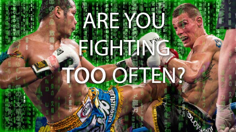 Are you fighting TOO often?