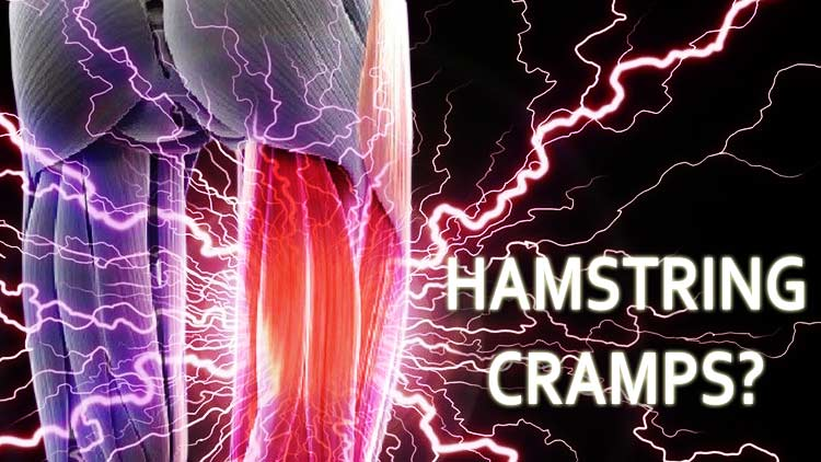 Hamstring Cramps - What To Do About It -