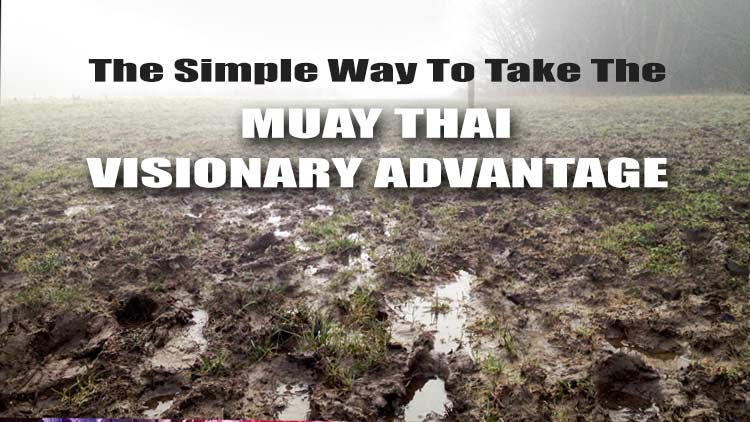 The Simple Way To Take The Muay Thai Visionary Advantage