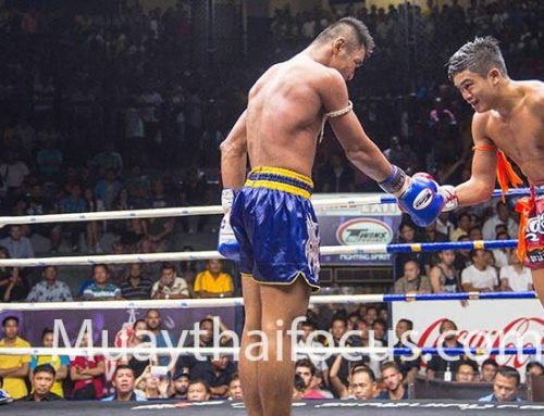 Keep Muay Thai Different