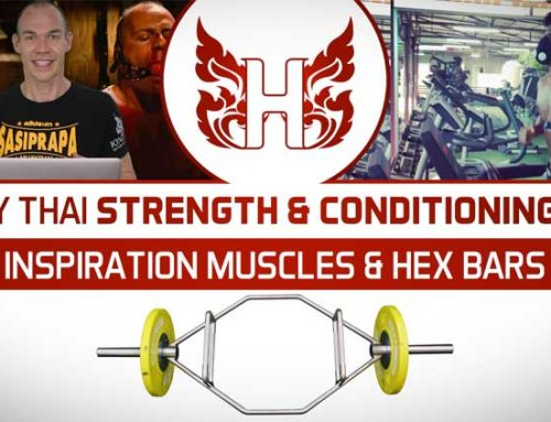 INSPIRATORY MUSCLES & HEX BARS – MUAY THAI STRENGTH AND CONDITIONING Q&A