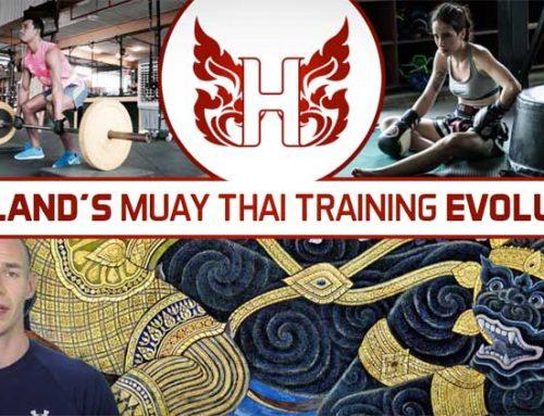 THAILAND'S MUAY THAI TRAINING EVOLUTION