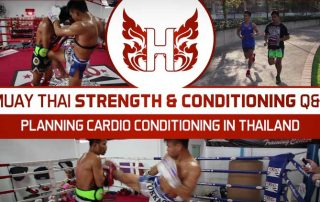 Planning Cardio Conditioning in Thailand