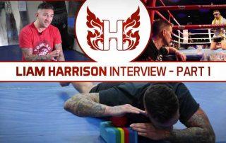 Liam Harrison Interview