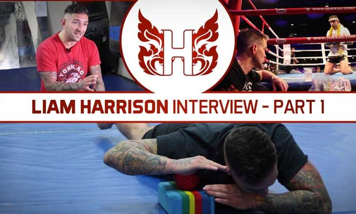 Liam Harrison Interview